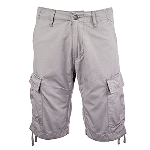 Mens Original Railers Cargo Shorts 55002, X-Large Sunset Shadow