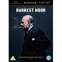 Darkest Hour [DVD + Digital Download] [2017]