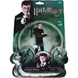 Harry Potter The Order of the Phoenix 90mm Collectors Action Figure (with wand) (accesorio de disfraz)