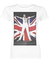 Girlie Shirt Queen Freddie