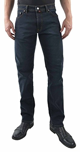 Pierre Cardin - Jeans Pierre Cardin Deauville 735068 - Marine blau (dark used millenium denim 3196 7350.68