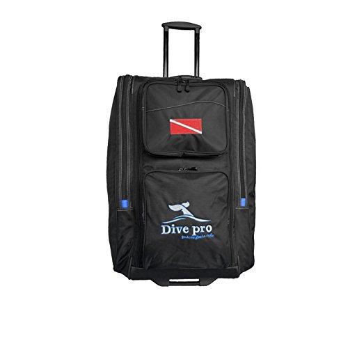 DivePro Tauchrucksack mit Rollen - Manta XL