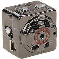 Sportkameras, SQ8 Full HD 1080P 30fps Pocket Digital Video Recorder Kamera Camcorder Ultra Mini Metall DV mit... preisvergleich bei billige-tabletten.eu