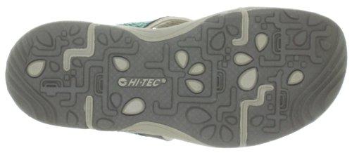 Hi Tec Harmony Toe Ring W` HTO001631, Infradito donna Marrone (Braun (Dk.Taupe/Lt.Taupe/Tiffany 041))