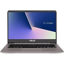 "Asus UX410UA-GV036T - Ordenador Portátil ultrafino de 14"" FullHD (Intel Core i7-7500U, 8 GB RAM, 256 GB SSD, Intel HD Graphics 620, Windows 10 Home) Teclado QWERTY Español"