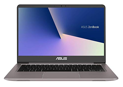 Asus UX410UA-GV036T - Ordenador Portátil ultrafino de 14' FullHD (Intel Core i7-7500U, 8 GB RAM, 256 GB SSD, Intel HD Graphics 620, Windows 10 Home) Teclado QWERTY Español