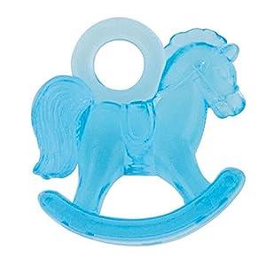 Plastic Rocking Horses 16/Pkg-Blue