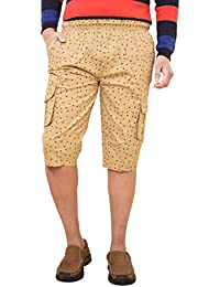 Beige Men's Shorts: Buy Beige Men's Shorts online at best