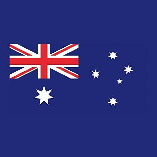 Apple iPhone 4 Housse Étui Protection Coque Australie Drapeau Ballon de football Étui en cuir bleu marine