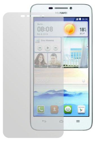 dipos I 2X Schutzfolie matt passend für Huawei Ascend G630 Folie Bildschirmschutzfolie