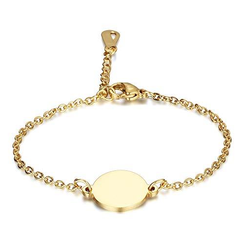 6a12d07f8f82 Imagen de souljewelry pulsera infinita personalizada con nombres grabado su  texto pulseras de eslabones ajustables para ...