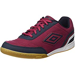 Umbro Futsal Street V Bota IC, Zapatillas Hombre, Multicolor (Red/Blue/White), 43 EU