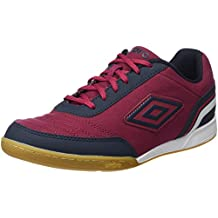 Umbro Futsal Street V Bota IC, Zapatillas Hombre, Multicolor (Red/Blue/