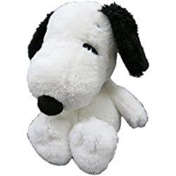 PEANUTS I am SNOOPY Plush Toy S