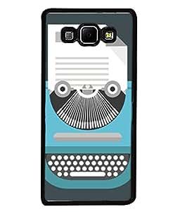 PrintVisa Designer Back Case Cover for Samsung Galaxy A8 (2015) :: Samsung Galaxy A8 Duos (2015) :: Samsung Galaxy A8 A800F A800Y (Love Lovely Attitude Men Man Manly)
