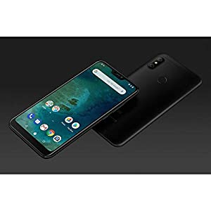 Xiaomi Mi A2 Lite 3GB RAM 32GB Dual SIM Smartphone Black - I