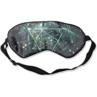 Sleep Eye Mask Line Light Sky Stars Lightweight Soft Blindfold Adjustable Head Strap Eyeshade Travel Eyepatch preisvergleich bei billige-tabletten.eu