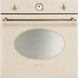 Smeg SF800AVO - Horno (Medio, Horno eléctrico, 72 L, 72 L, 250 °C, 1 estanterías)