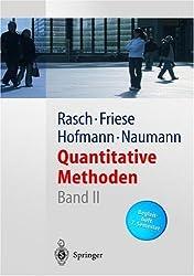 Quantitative Methoden 2. Statistik-Begleitheft. 2. Semester (Springer-Lehrbuch)