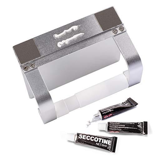 Zoom IMG-3 osazic porta rotolo carta igienica