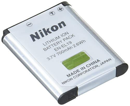 Nikon EN-EL19 LiIonen Akku S4100 S3100 (Nikon Lithium-batterie)