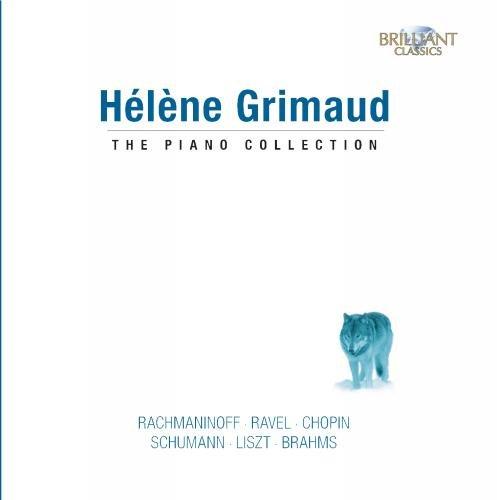 Hélène Grimaud joue Rachmaninoff, Chopin, Liszt, Schumann, Brahms, Ravel (Coffret 5 CD)