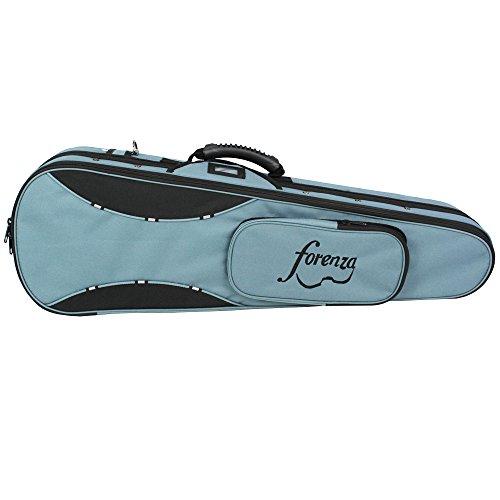 Forenza FA03VNC Étui pour Violon 3/4 Bleu
