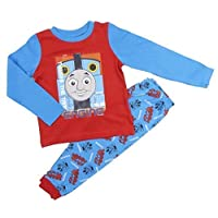 Thomas The Tank Engine and Friends Pyjamas PJs Night Wear Sleepwear Flat Packed