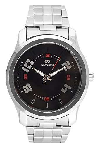 ADAMO Designer Mens Gents Wrist Watch AD556