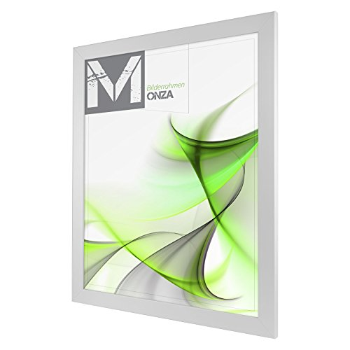 Cadre photo MONZA 60 x 84 cm Blanc (mat)