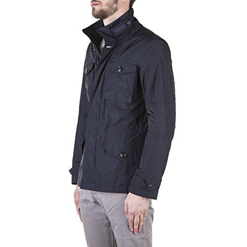 Woolrich Herren Regenjacke Marineblau