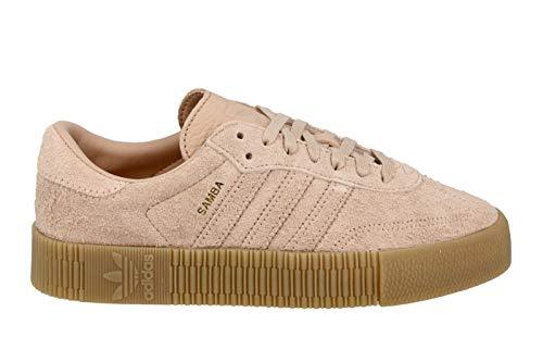 adidas Originals Sambarose Damen Sneaker, Größe Adidas Damen:37 1/3
