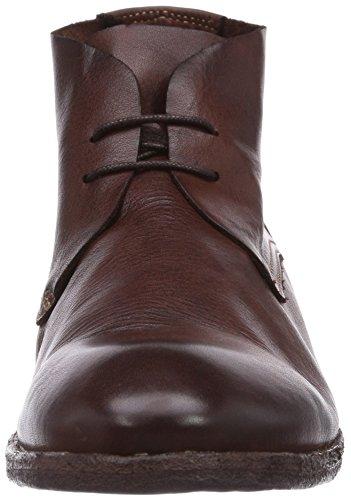H Shoes Osbourne, Bottines Chukka à tige courte homme Marron - Marron
