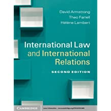 International Law and International Relations (Themes in International Relations) (English Edition)