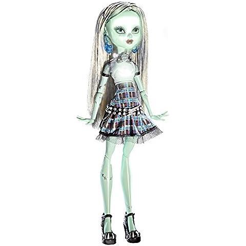 Monster High - Muñeca más viva que muerta: Frankie Stein (Mattel Y0424)