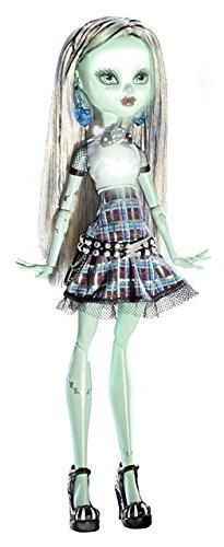 Mattel Monster High Y0424 -  Monsterspaß Alive Frankie Stein, Puppe mit Licht- und Soundeffekten