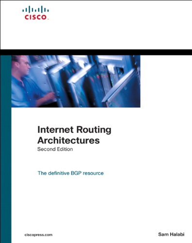 Internet Routing Architectures (Cisco Press core series) por Sam Halabi