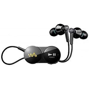 Sony MDRNWBT10B Walkman Bluetooth In-Ear-Kopfhörer schwarz