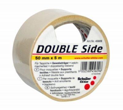 Ruban adhésif double face, tissu, 14280