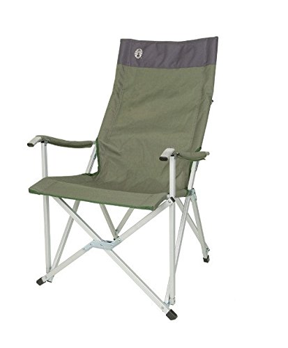 coleman-sling-chair-green