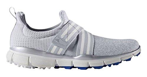 Adidas W ClimaCool Knit Golf Schuhe, Damen, Damen, W Climacool  Knit, Weiß/Grau, 35.3 (Golf Climacool)