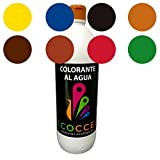 Tinte, tinte al agua, colorante, colorante ecológico, tinte ecológico, mejor colorante para pinturas con base de agua, colorante pintura pared, colora