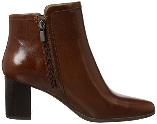Rockport Damen Total Motion Lynix Laici Bootie Chelsea Boots Braun (tan)