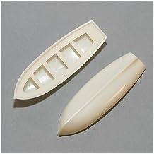 Billing Boats Barcos de facturación 22 x 65 mm para Botes Salvavidas Kit de Edificio Modelo