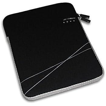 Clublaptop 15.6 Laptop Sleeve (Black Grey)