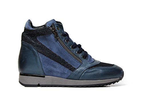 Exton sneakers donna 1923 havana navy