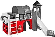 Tenda Per Letto A Castello Ikea : Amazon set tenda per letto a castello includi non