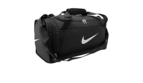 94e9bf4513736 Nike Brasilia 6 Trainingstasche Fitness Fussball Sporttasche Gym Black   Amazon.de  Sport   Freizeit