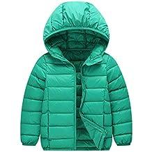 design senza tempo 62467 54f05 piumino bambino invernale - Amazon.it