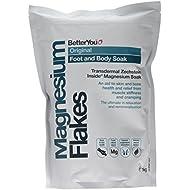 BetterYou Original Magnesium Flakes (Foot & Body Soak) - 1kg